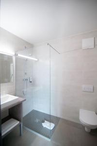 Ein Badezimmer in der Unterkunft Motel 267