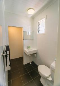 A bathroom at Ryan's Rest Boutique Accommodation