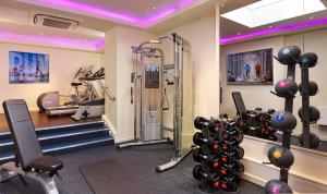 The fitness center and/or fitness facilities at Blakemore Hyde Park