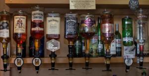 Drinks at Park Inn Hotel Folkestone
