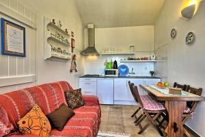 A kitchen or kitchenette at Monte do Cerro