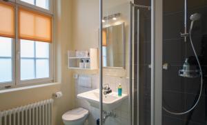 Ванная комната в Apartment Hotel Konstanz