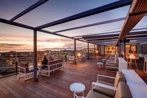 Restauracja lub miejsce do jedzenia w obiekcie Hipotels Playa de Palma Palace&Spa