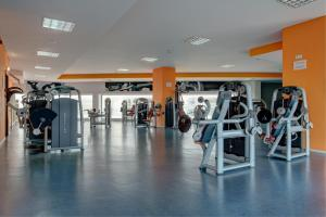 The fitness center and/or fitness facilities at VIP Executive Azores Hotel