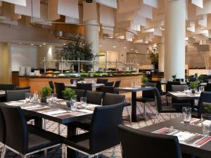 מסעדה או מקום אחר לאכול בו ב-מלון דן ירושלים