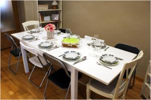 Un restaurante o sitio para comer en Casa Rural Xixa Landetxea