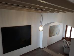 Een TV en/of entertainmentcenter bij Major 72