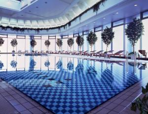 The swimming pool at or near Imperial Hotel Osaka
