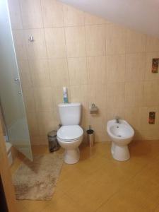 Ванная комната в Усадьба «Куркуля»