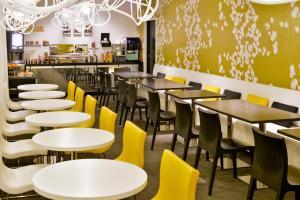 Restaurant ou autre lieu de restauration dans l'établissement Adagio Grenoble Centre