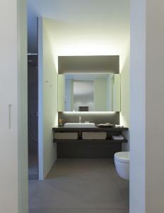 A bathroom at Residence Wyck