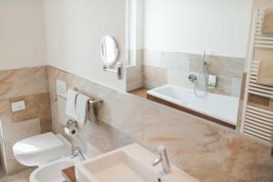 Ein Badezimmer in der Unterkunft Residence Gruberhof
