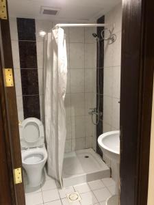 Um banheiro em The Blue Bow