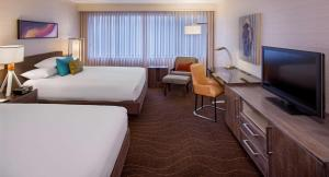 A television and/or entertainment centre at Grand Hyatt Denver