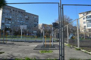 Детская игровая зона в Apartment on mikroraion Parus