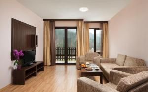 Кът за сядане в Балнео СПА Хотел Свети Спас