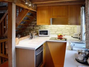 A kitchen or kitchenette at Capp Mill