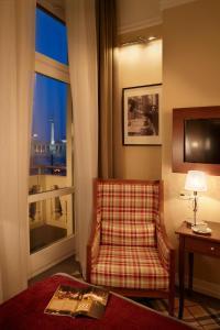 Zona de estar de Mirage Medic Hotel