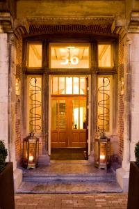 The facade or entrance of Grand Hotel Alkmaar