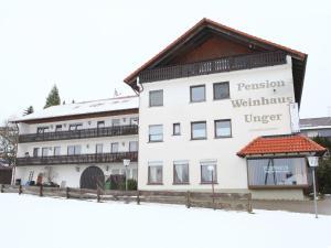 Pension Weinhaus Unger im Winter