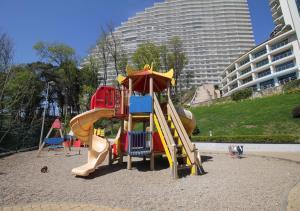 Детская игровая зона в «Актер Гэлакси» Апартаменты