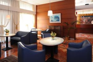 Salone o bar di Hotel Europa