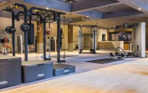 The fitness center and/or fitness facilities at Redworth Hall Hotel- Part of the Cairn Collection