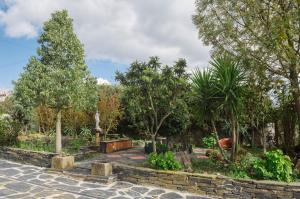 A garden outside Monte da Freira