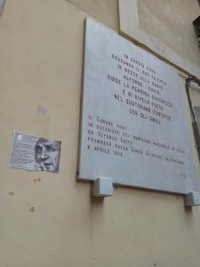 A certificate, award, sign or other document on display at B&B degli Amalfitani
