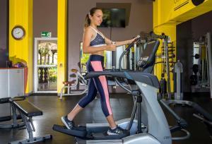 Gimnasio o instalaciones de fitness de Condovac La Costa All Inclusive