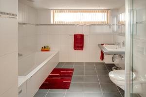 Ein Badezimmer in der Unterkunft Apartment Meric Superior