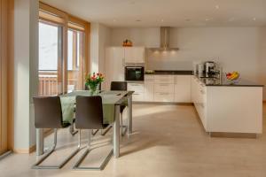 Küche/Küchenzeile in der Unterkunft Apartment Meric Superior