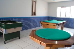 Mesa de bilhar em Bristol Guarapari Residence
