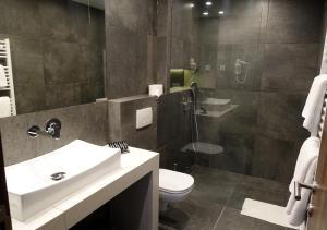 Łazienka w obiekcie Atelier Hotel