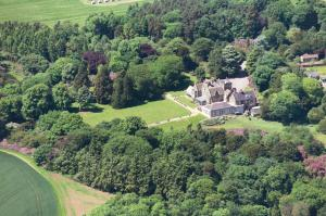 A bird's-eye view of Grinkle Park Hotel