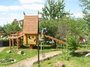 Детская игровая зона в Старый Двор