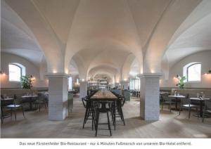 A restaurant or other place to eat at Fürstenfelder Hotel
