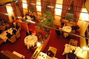 Een restaurant of ander eetgelegenheid bij Auberge aan het Hof