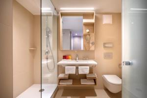 Ein Badezimmer in der Unterkunft Valamar Argosy Hotel