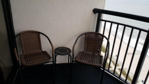 A seating area at JeffsCondos - 3 Bedroom - Breakers Resort