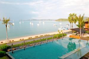 The swimming pool at or near Hansar Samui Resort & Spa - SHA Plus