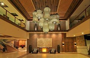 The lobby or reception area at The Bellevue Resort
