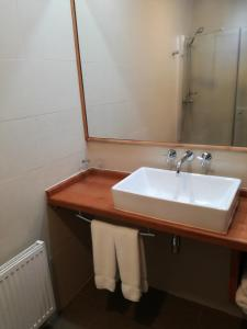 プエルト チコ オテルにあるバスルーム
