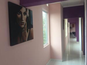 A television and/or entertainment centre at Maven Cilandak