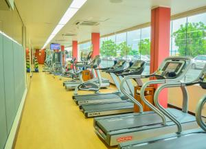 The fitness center and/or fitness facilities at The Kingsbury Colombo