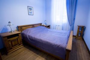 Кровать или кровати в номере Hotel Favorit