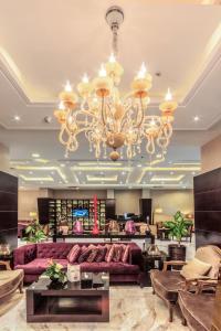 مطعم أو مكان آخر لتناول الطعام في المهيدب داون تاون - طريق الملك فهد