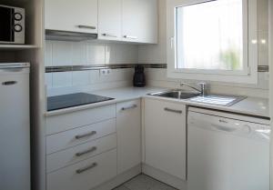 Una cocina o zona de cocina en Casas Plus Costa Brava