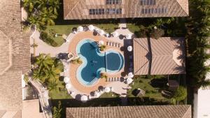 Uma vista da piscina em Hotel Aldeia da Praia ou nos arredores