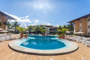A piscina localizada em Hotel Aldeia da Praia ou nos arredores
